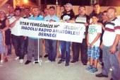 25 Haziran 2016 Tarihinde YM2KW Anadolu Radyo Amatörleri Derneği (ANARAD) İftar Yemeğinden Kareler